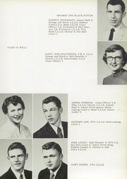 Page 15, 1956 Edition, Gays Mills High School - Millian Yearbook (Gays Mills, WI) online yearbook collection