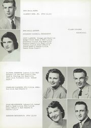 Page 16, 1956 Edition, Gays Mills High School - Millian Yearbook (Gays Mills, WI) online yearbook collection