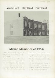 Page 5, 1956 Edition, Gays Mills High School - Millian Yearbook (Gays Mills, WI) online yearbook collection