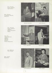 Page 9, 1956 Edition, Gays Mills High School - Millian Yearbook (Gays Mills, WI) online yearbook collection
