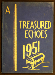 1951 Edition, Argyle High School - Treasured Echoes Yearbook (Argyle, WI)