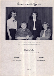Page 10, 1951 Edition, Argyle High School - Treasured Echoes Yearbook (Argyle, WI) online yearbook collection