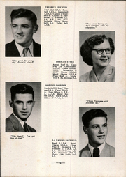 Page 13, 1951 Edition, Argyle High School - Treasured Echoes Yearbook (Argyle, WI) online yearbook collection