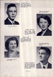 Page 16, 1951 Edition, Argyle High School - Treasured Echoes Yearbook (Argyle, WI) online yearbook collection