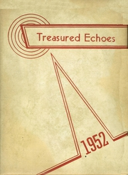 1952 Edition, Argyle High School - Treasured Echoes Yearbook (Argyle, WI)