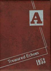 1953 Edition, Argyle High School - Treasured Echoes Yearbook (Argyle, WI)