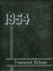 1954 Edition, Argyle High School - Treasured Echoes Yearbook (Argyle, WI)