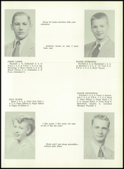 Page 13, 1954 Edition, Argyle High School - Treasured Echoes Yearbook (Argyle, WI) online yearbook collection