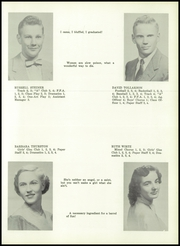 Page 15, 1954 Edition, Argyle High School - Treasured Echoes Yearbook (Argyle, WI) online yearbook collection