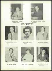 Page 8, 1954 Edition, Argyle High School - Treasured Echoes Yearbook (Argyle, WI) online yearbook collection