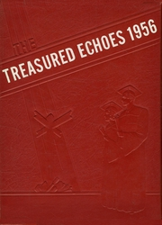 1956 Edition, Argyle High School - Treasured Echoes Yearbook (Argyle, WI)