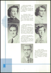 Page 11, 1956 Edition, Argyle High School - Treasured Echoes Yearbook (Argyle, WI) online yearbook collection