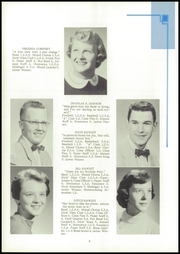 Page 12, 1956 Edition, Argyle High School - Treasured Echoes Yearbook (Argyle, WI) online yearbook collection