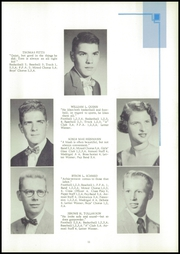 Page 15, 1956 Edition, Argyle High School - Treasured Echoes Yearbook (Argyle, WI) online yearbook collection