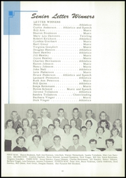 Page 17, 1956 Edition, Argyle High School - Treasured Echoes Yearbook (Argyle, WI) online yearbook collection