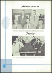 Page 7, 1956 Edition, Argyle High School - Treasured Echoes Yearbook (Argyle, WI) online yearbook collection