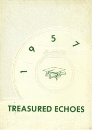 1957 Edition, Argyle High School - Treasured Echoes Yearbook (Argyle, WI)