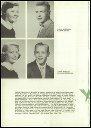 Page 10, 1957 Edition, Argyle High School - Treasured Echoes Yearbook (Argyle, WI) online yearbook collection