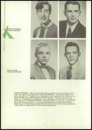 Page 16, 1957 Edition, Argyle High School - Treasured Echoes Yearbook (Argyle, WI) online yearbook collection