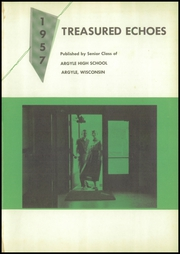 Page 5, 1957 Edition, Argyle High School - Treasured Echoes Yearbook (Argyle, WI) online yearbook collection