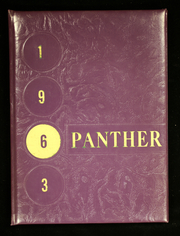 1963 Edition, Juda High School - Panther Yearbook (Juda, WI)