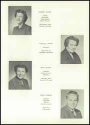 Page 13, 1954 Edition, Westosha Central High School - Falcon Yearbook (Salem, WI) online yearbook collection
