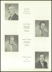 Page 15, 1954 Edition, Westosha Central High School - Falcon Yearbook (Salem, WI) online yearbook collection