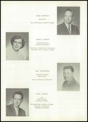 Page 16, 1954 Edition, Westosha Central High School - Falcon Yearbook (Salem, WI) online yearbook collection