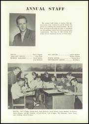 Page 17, 1954 Edition, Westosha Central High School - Falcon Yearbook (Salem, WI) online yearbook collection