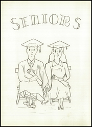 Page 18, 1954 Edition, Westosha Central High School - Falcon Yearbook (Salem, WI) online yearbook collection