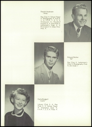 Page 19, 1954 Edition, Westosha Central High School - Falcon Yearbook (Salem, WI) online yearbook collection
