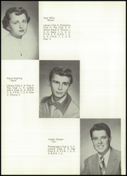 Page 20, 1954 Edition, Westosha Central High School - Falcon Yearbook (Salem, WI) online yearbook collection