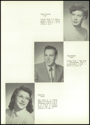 Page 21, 1954 Edition, Westosha Central High School - Falcon Yearbook (Salem, WI) online yearbook collection