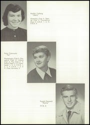 Page 22, 1954 Edition, Westosha Central High School - Falcon Yearbook (Salem, WI) online yearbook collection