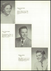 Page 24, 1954 Edition, Westosha Central High School - Falcon Yearbook (Salem, WI) online yearbook collection