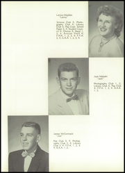 Page 25, 1954 Edition, Westosha Central High School - Falcon Yearbook (Salem, WI) online yearbook collection