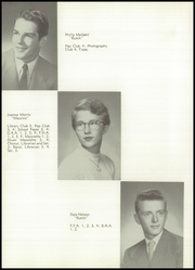 Page 26, 1954 Edition, Westosha Central High School - Falcon Yearbook (Salem, WI) online yearbook collection