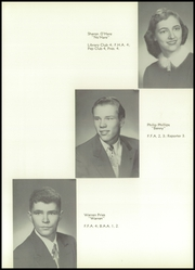 Page 27, 1954 Edition, Westosha Central High School - Falcon Yearbook (Salem, WI) online yearbook collection
