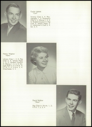 Page 30, 1954 Edition, Westosha Central High School - Falcon Yearbook (Salem, WI) online yearbook collection