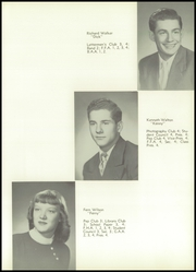 Page 31, 1954 Edition, Westosha Central High School - Falcon Yearbook (Salem, WI) online yearbook collection