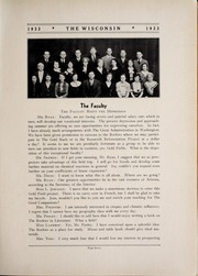Page 13, 1933 Edition, Wisconsin High School - Wisconsin Yearbook (Madison, WI) online yearbook collection