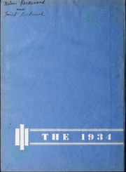 Page 2, 1934 Edition, Wisconsin High School - Wisconsin Yearbook (Madison, WI) online yearbook collection