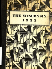 1935 Edition, Wisconsin High School - Wisconsin Yearbook (Madison, WI)