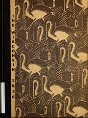 1936 Edition, Wisconsin High School - Wisconsin Yearbook (Madison, WI)