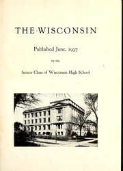 Page 5, 1937 Edition, Wisconsin High School - Wisconsin Yearbook (Madison, WI) online yearbook collection