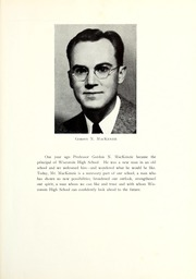 Page 11, 1939 Edition, Wisconsin High School - Wisconsin Yearbook (Madison, WI) online yearbook collection