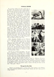 Page 17, 1939 Edition, Wisconsin High School - Wisconsin Yearbook (Madison, WI) online yearbook collection