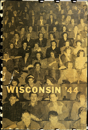 Page 1, 1944 Edition, Wisconsin High School - Wisconsin Yearbook (Madison, WI) online yearbook collection