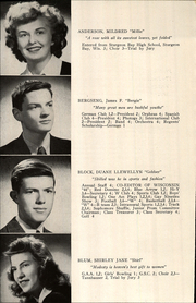 Page 14, 1944 Edition, Wisconsin High School - Wisconsin Yearbook (Madison, WI) online yearbook collection