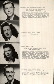 Page 16, 1944 Edition, Wisconsin High School - Wisconsin Yearbook (Madison, WI) online yearbook collection